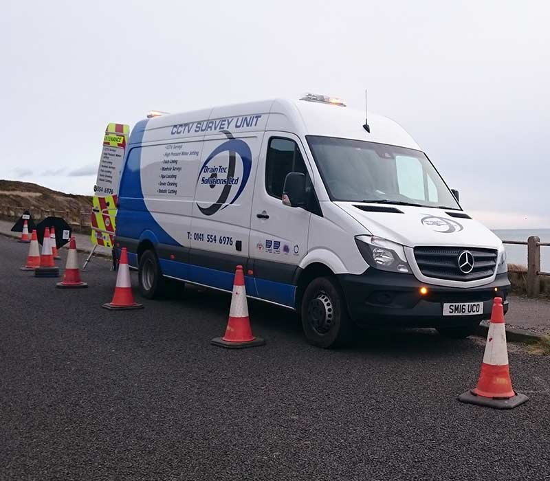 Drain Mapping Services in Glasgow, Scotland - DrainTec Solutions